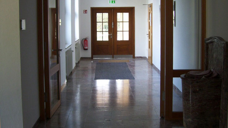 Modernisierung der Mehrzweckhalle Berghausen