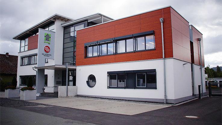 Neubau eines Verwaltungsgebäudes in Wetzlar, Gewobau Wetzlar u. Spar- und Bauverein Wetzlar-Weilburg eG