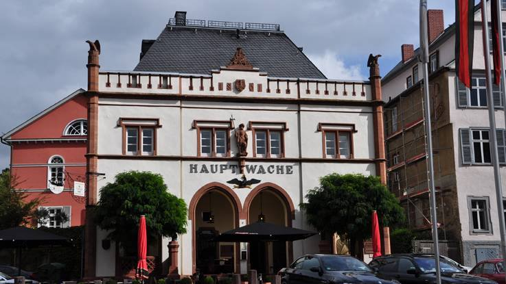HAUPTWACHE Domplatz Wetzlar