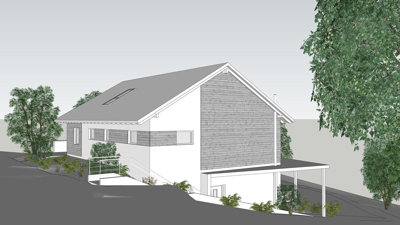 Wohnhaus MzD Waldsolms-Kraftsolms