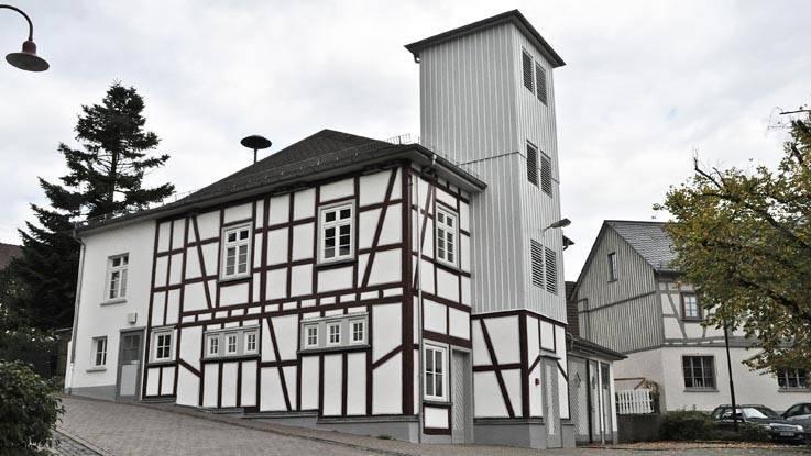 FACHWERKSANIERUNG Brandoberndorf
